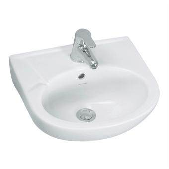 Johnson Suisse Wall Hung Basin WBSABS200WW Boston 500mm
