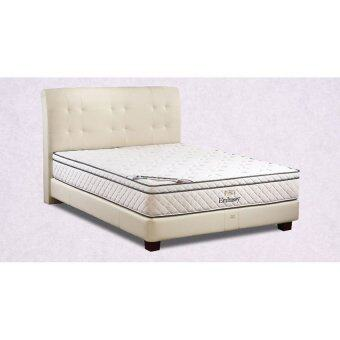 Harga King Koil Embassy 11 inch Chiropractic Spring Mattress (10 Years Warranty)