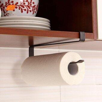Harga stainless metal kitchen paper roll towel hanging for Harga kitchen cabinet