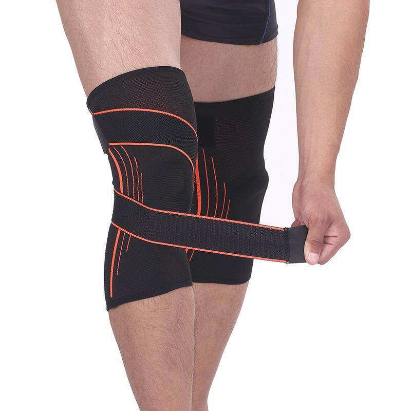 Knee pads Training knee training outdoor basketball knee pads (Size:L) A12YDHJ0507