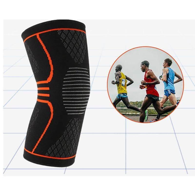 Buy KNEE WRAPS WEIGHT LIFTING BODYBUILDING POWERLIFTING ARTHRITIS SUPPORT LEG STRAP 01 XL Malaysia
