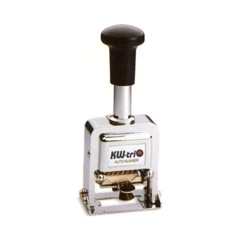 KW-TRIO 20800 8 DIGIT AUTOMATIC NUMBER