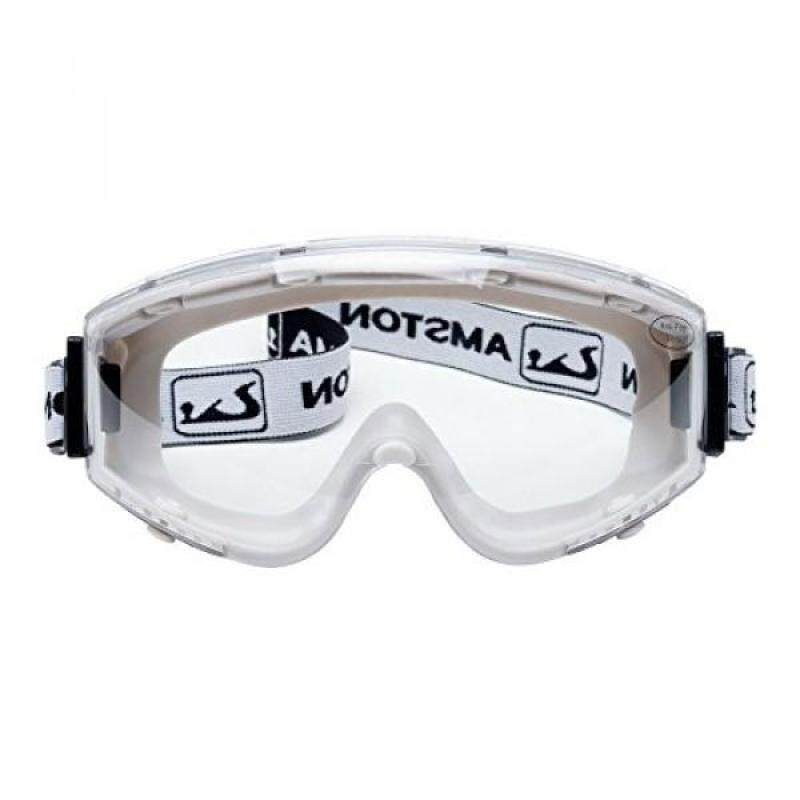 [lamore]AMSTON Safety Goggles, Fog-Resistant, Meets ANSI Z87+ Standards, Personal Protective Equipment / PPE for Indoor & Outdoor Use In Construction, DIY, & Laboratories …