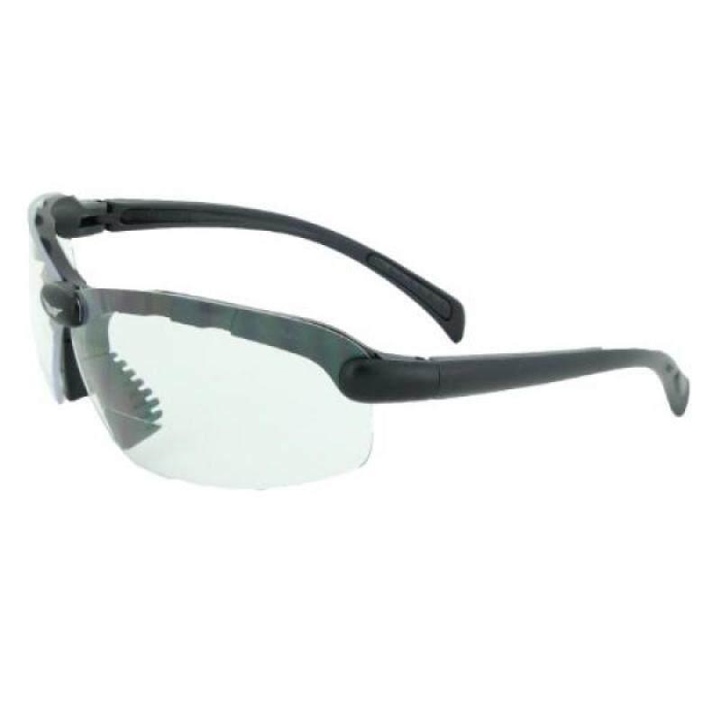 [lamore]Global Vision Eyewear C-2 Bifocal +1.50 Magnification Safety Glasses, Clear Lens