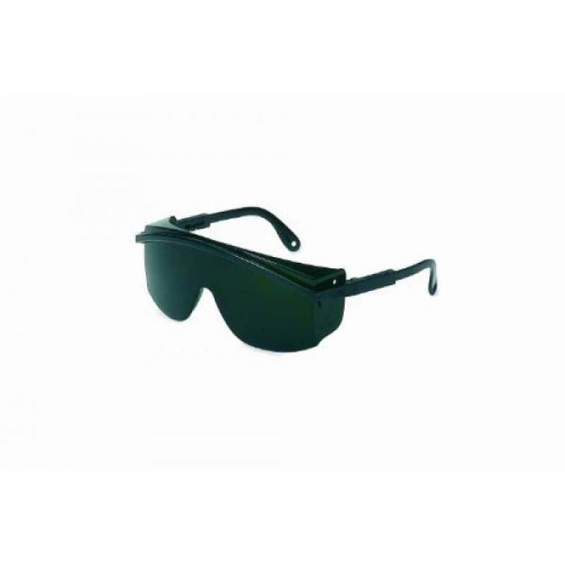 Buy [lamore]Uvex S2709 Astrospec 3000 Slim Safety Eyewear, Black Frame, Shade 5.0 Infra-Dura Ultra-Dura Hardcoat Lens Malaysia