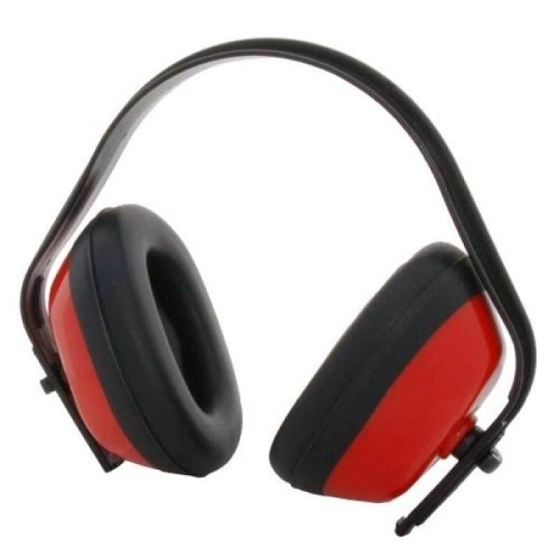 Buy [lamore]Zenport EM101 Standard Ear Muffs, Red/Black Malaysia