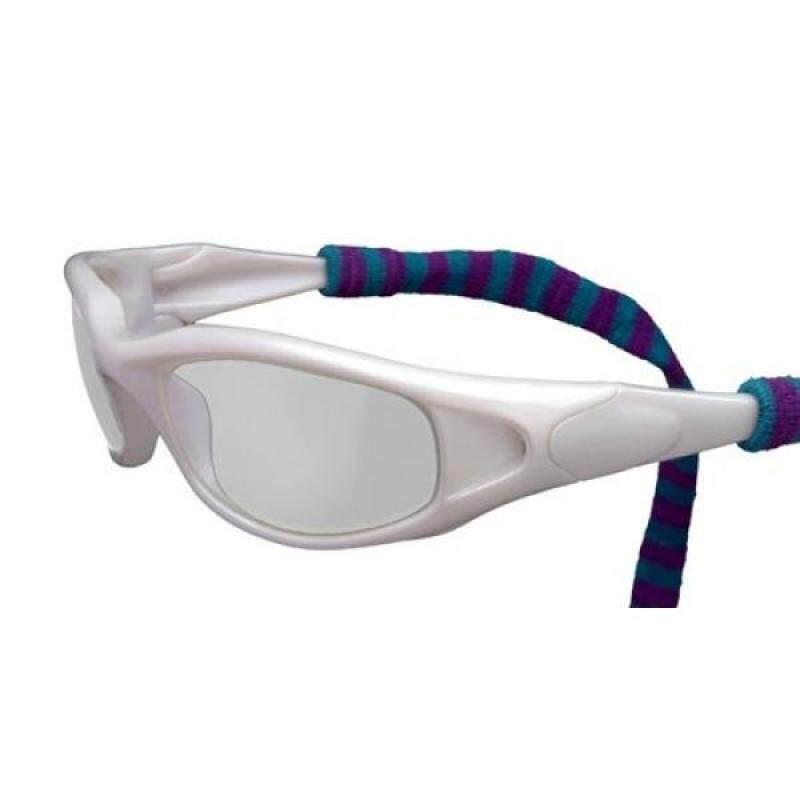 Leaded Glasses Radiation Protective Eyewear PSR-600 (White)