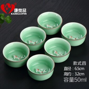 Harga Leisure handmade fish cup