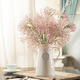 Harga Light yixuan single branch stars floral artificial flowers living room furnishings decorative flower table ornaments Plant