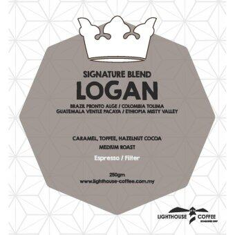 Harga Lighthouse Coffee Logan Blend (100% Arabica Whole Coffee Beans