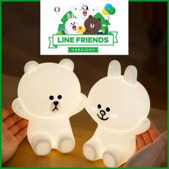 Harga Line friends Korea HUG ME Mood Light LED Lamp