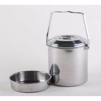 Harga Little Homes Stainless Steel Tiffin Pot-14cm