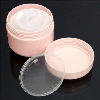 Harga LOT Empty Makeup Jar Pot Travel Face Cream Lotion CosmeticContainer Lids 50g/ml