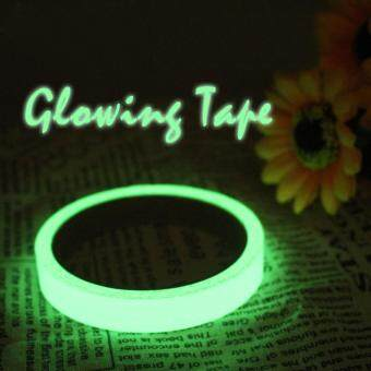 Luminous Tape 1cm x 5M | Glow in the Dark Tape | Night Glow Tape |Fluorescent Sticker