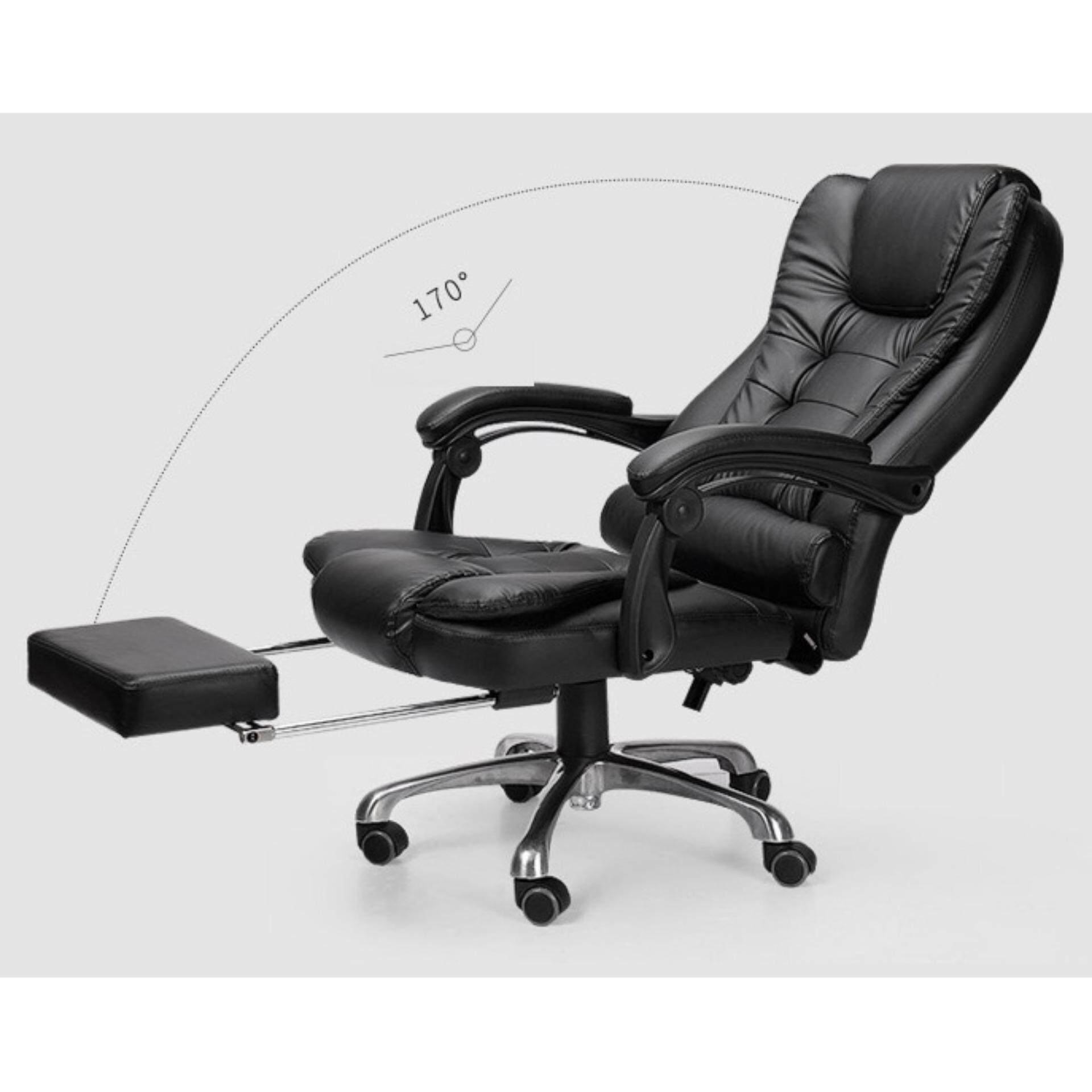 LvDouYa-High Quality Deluxe Professional PU Leather Office High Back Chair Boss Wheel Boss Chair  sc 1 st  Furniture Malaysia & LvDouYa-High Quality Deluxe Professional PU Leather Office High Back ...