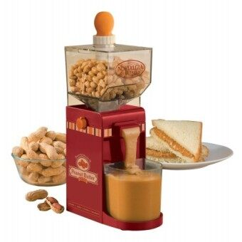 Machine Of Peanut Butter Maker