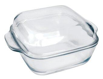Harga Marinex 4L Square Casserole with Cover