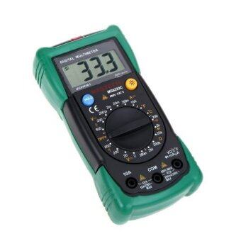 Harga MASTECH MS8233C Digital Multimeter Type-K Thermocouple ContactAC/DC Tester Detector with Diode