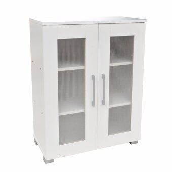 Harga Maxim Multi Storage Cabinet / books / kitchen / cupboard White