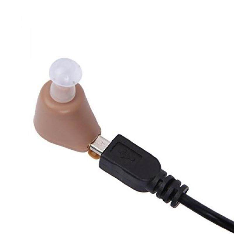 Buy MEDca™ High Quality ITE Mini Rechargeable Ear Hearing Amplifier Malaysia