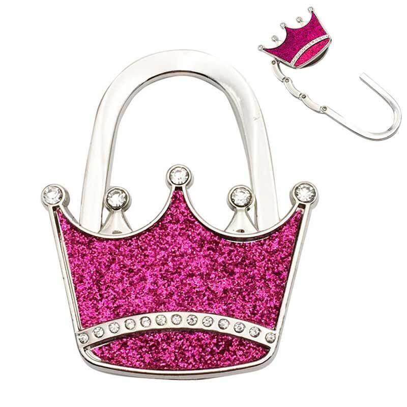 Buy Metal Crown Shape Handbag Bag Hanger Table Hook Malaysia