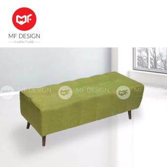 Harga MF DESIGN MIKA STOOL ( SCANDINAVIAN STYLE ) (GREEN)