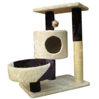 Harga Miao Miao Lovely Cat House With Scatcher And Bed