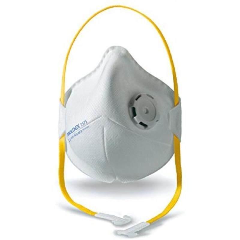 Moldex 2575 Smart Pocket FFP3 NR D with Air Valve Respiratory Mask (10 Piece)