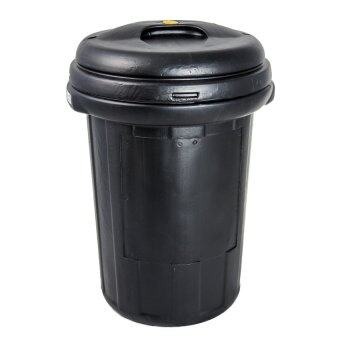 Harga MP Fiber Dustbin (Black)