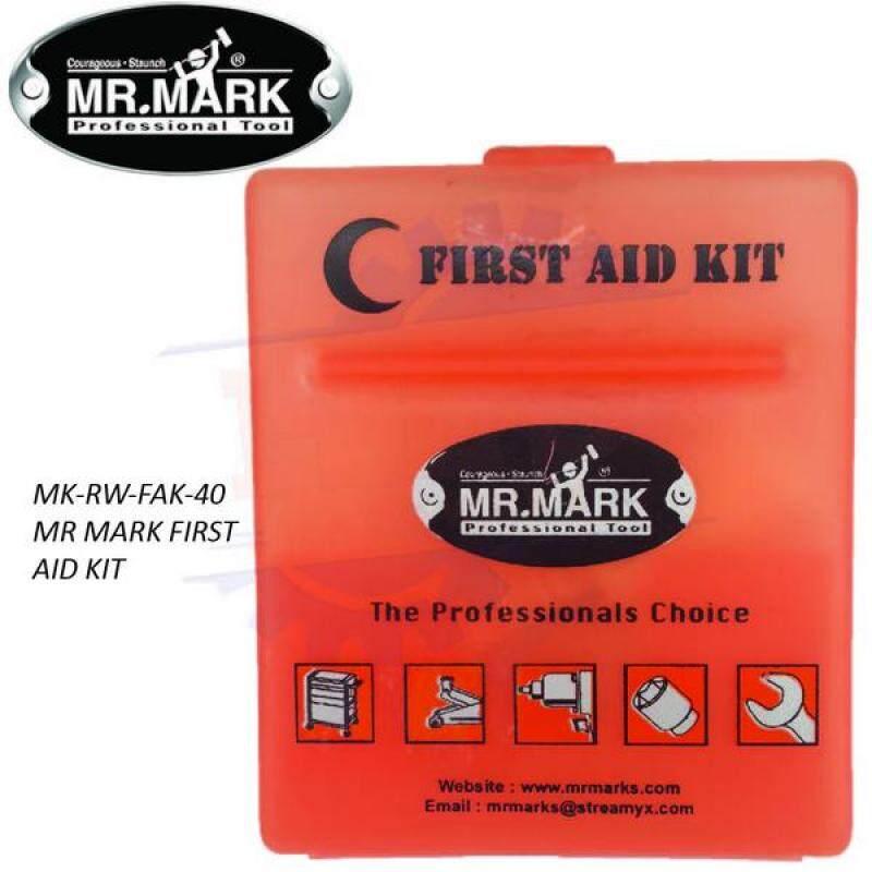 Mr Mark First Aid Kit (Mk-Rw-Fak-40)