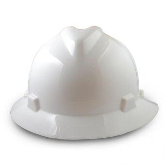 MSA HELMET V-GARD PROTECTIVE HAT (original USA) - 4
