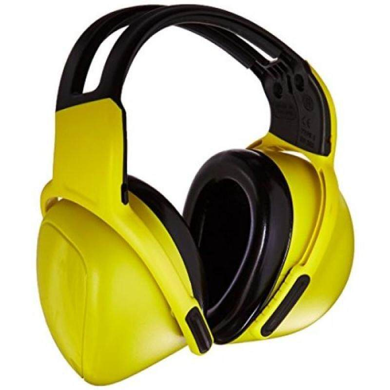 Buy MSA Safety 10087399 Left/Right Headband Earmuff, High, 28 dBA NRR, Yellow Malaysia