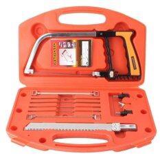 Multi-Purpose Magic Hand Saw with Hard Case Tool Kit drill home screw knife  box Malaysia