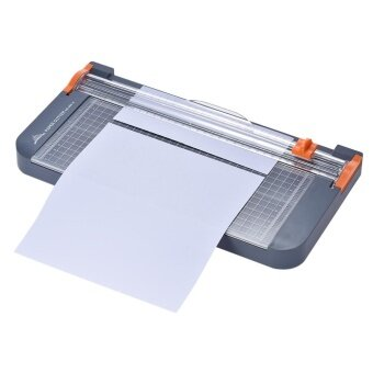 Harga Multifunctional A4 Paper Trimmer Cutters Guillotine with 5 Storage Boxes Portable for Photo Labels Paper Cutting