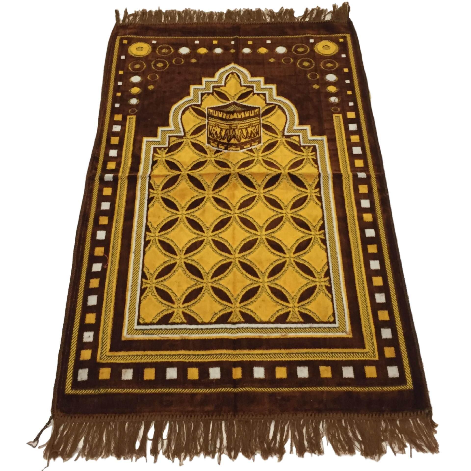 Muslim Prayer Mat Carpet Rug Turkey 70x110cm   Sejadah | Lazada Malaysia