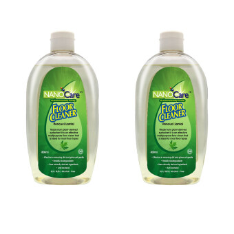 NanoCare™ Natural Floor Cleaner X 2