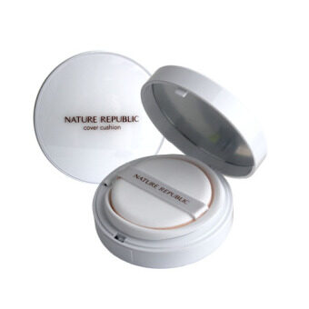 Harga NATURE REPUBLIC Nature Origin Cover Cushion (SPF50+ PA+++) (# 01)