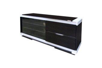 Harga Nelena Video Rack VR-7288 / TV Cabinet Wenge-Superwhite