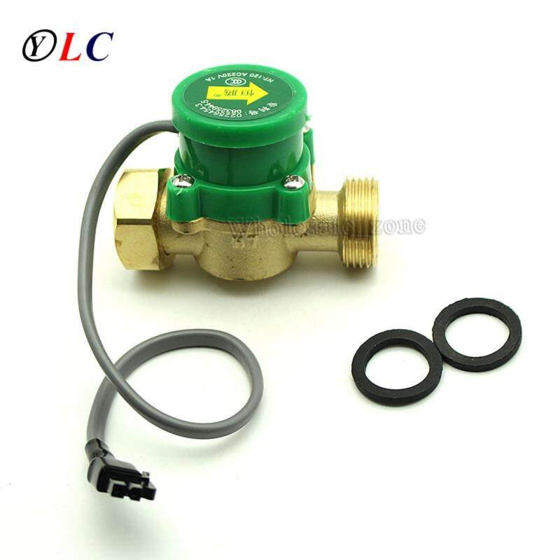 "Buy NEW 120W G 3/4 ""-3/4"" 6 Turn 6 Points Cold & Hot Water Circulation pump Flow Switch Booster Pumps Flow Switch Valve Malaysia"