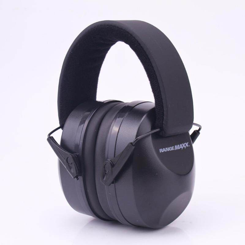 Buy New Professional Soundproof Ear Muff Durable Protective Ear Plugs for noise Earmuffs hearing ear protection Malaysia