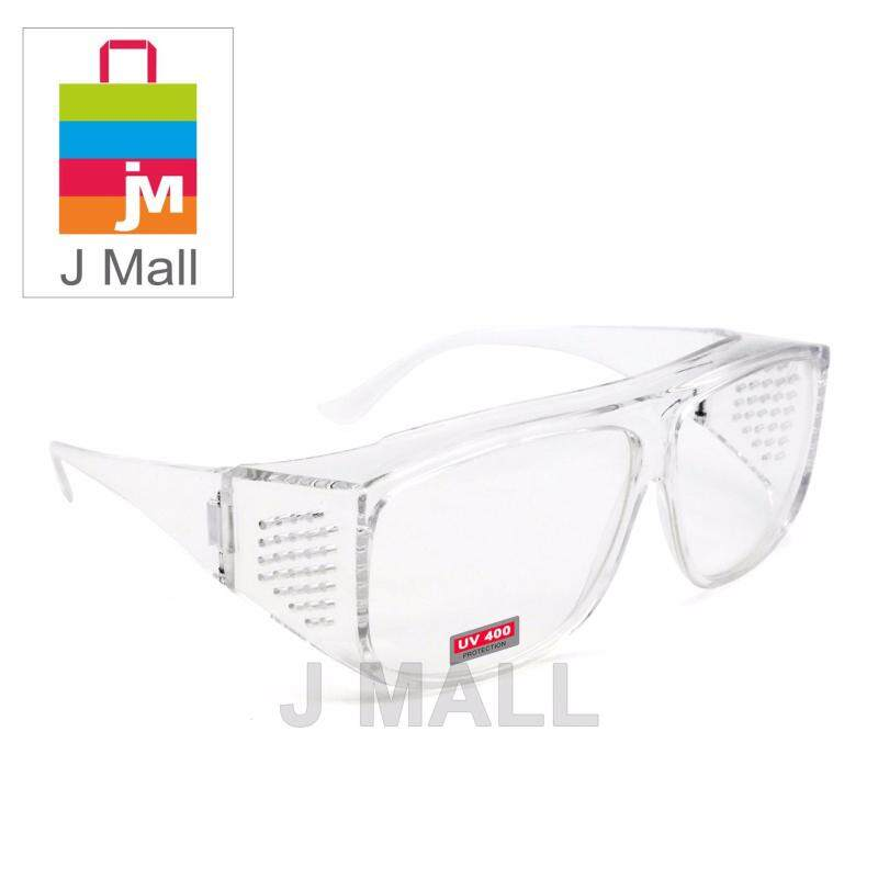 Buy New Safety Eye Protection PPE Glasses Goggle Spec (881-1) Clear Malaysia