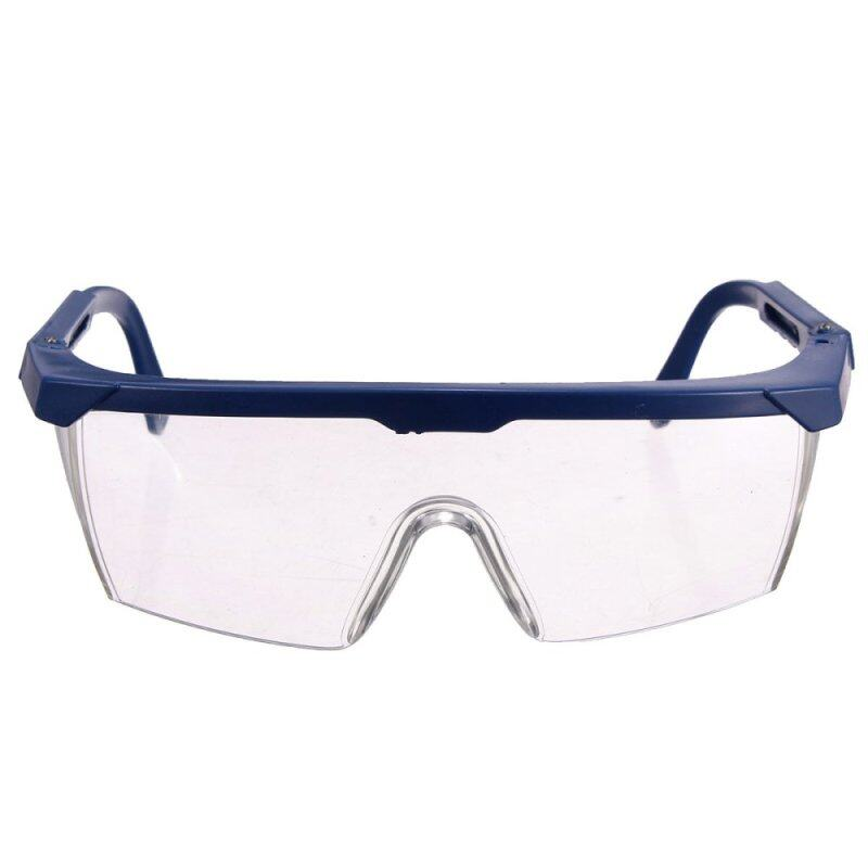 Buy NEW Safety Goggles Safety Glasses Eye Protection PPE Specs Clear Lens Blue Malaysia