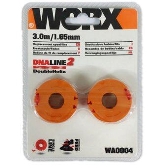 [NEW] Worx WA0004 Replacement Spool Line for Worx WG169E Grass Trimmer
