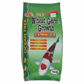 Harga Ocean Free XO Wheat Germ Growth 5kg (5 Packs x 1kg)