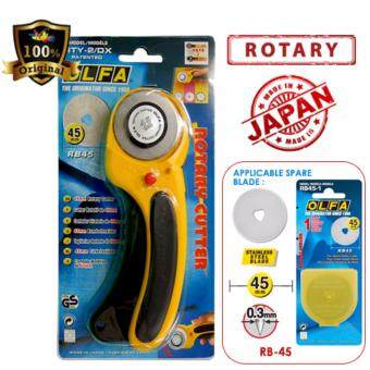 Harga Olfa RTY-2/DX Rotary Cutter 45mm