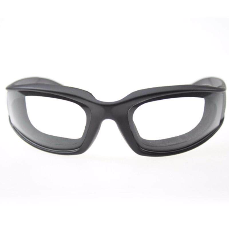 Buy Onion Goggles Eye Glasses Onions Chopping Tears Free Protector Kitchen Tool Black Malaysia