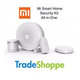 Harga Original XIAOMI MI Smart Home Gateway v2, Security Kit, Human, DoorSensor, Wireless Switch