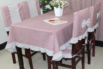 Harga Pastoral cotton tablecloth Fabric