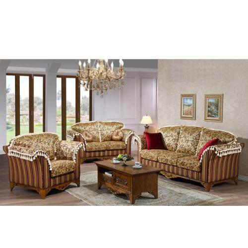 Permaisuri Traditional Sofa Set With Coffee Table (Pre Order 2 Weeks)  Malaysia