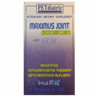 PETdiatric Laboratories Maximus Joint Booster With UC-II - 30 Tablets